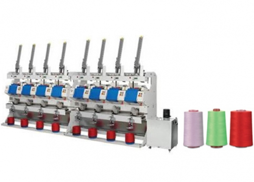 Automatic Sewing Thread Cross Cone Winder(4 Spindles)